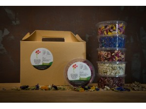 Confezione Flower Food - FIORI per ristorazione