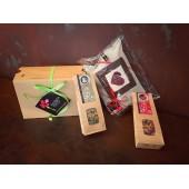 Cofanetto regalo Festa della Mamma - cuscino balsamico/infusi