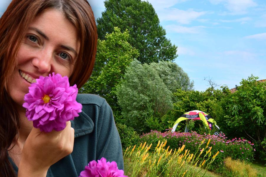 visita guidata giardino erbe